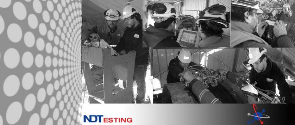 La técnica permite realizar barridos screening para conocer rápidamente el estado de corrosión de tuberías